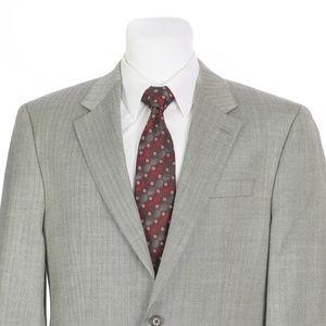Lauren Ralph Lauren Silk Wool Blend Sport Coat